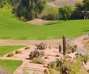 Desert Canyon Stay & Play Golf Package