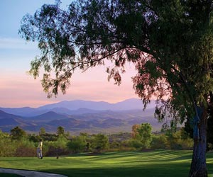 Golf in The Wild West at Los Caballeros Golf Club
