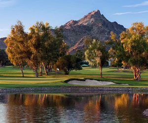 Arizona Biltmore Unlimited Golf Summer Package