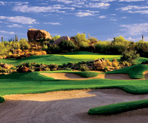 Old Town Scottsdale Hotel and Golf Package