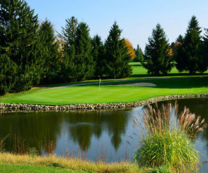 Three Days Unlimited Golf at Conley Resort & Golf