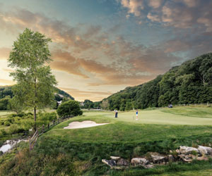 Unlimited Golf Package at OMNI Bedford Springs