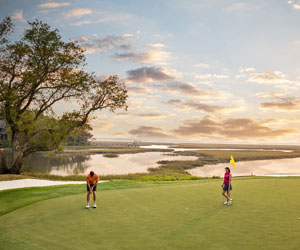 PGA Tour Golf Package at OMNI Bedford Springs