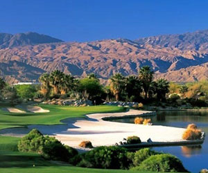 Palm Springs Top Golf Course Package