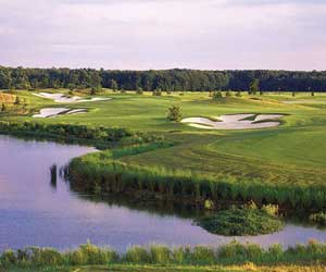 1 Night and 2 Rounds of Golf at Scotch Hall Preserve
