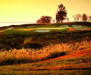 2 Nights and 2 Rounds of Golf at Scotch Hall Preserve