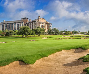 JW Marriott package at TPC San Antonio