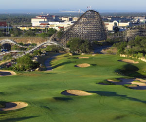 Hill Country Golf Package