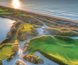 Villa Fall Golf Packages at the Iconic Kiawah Island Golf Resort, South Carolina