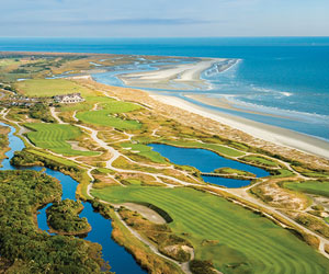 Fall Golf Packages at the Legendary Kiawah Island Golf Resort, South Carolina