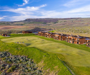 Gamble Sands 1 Night 1 Round Package