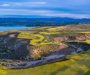 Gamble Sands 2 Nights 3 Rounds Weekend Package