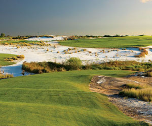 The Tour Package at Streamsong