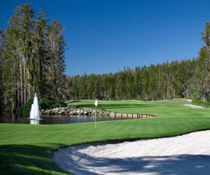 Preferred Golfers Package at Saddlebrook Resort